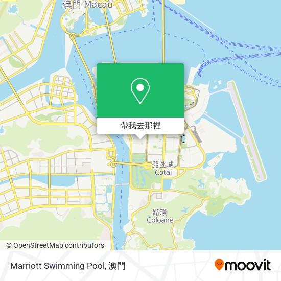 Marriott Swimming Pool地圖