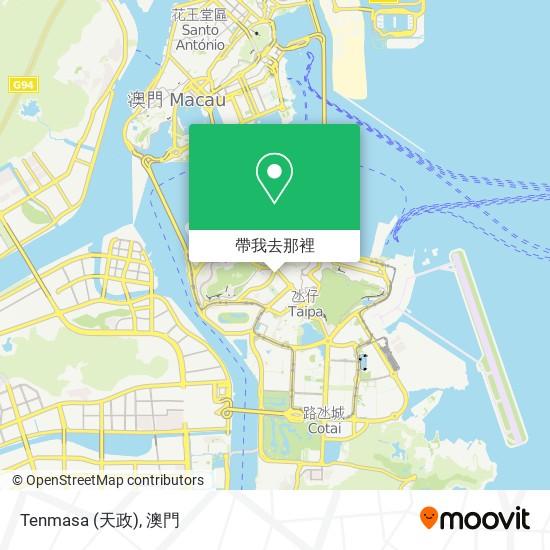 Tenmasa (天政)地圖