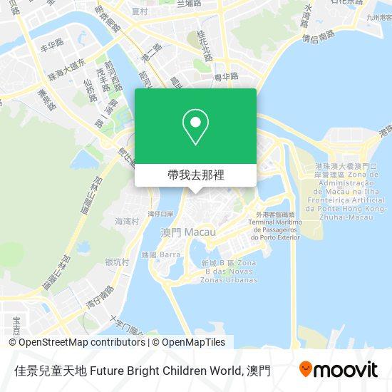 佳景樂園地圖