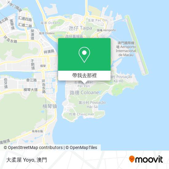 大柔屋 Yoyo地圖