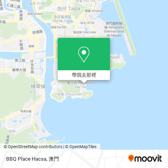 BBQ Place Hacsa地圖