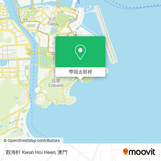 觀海軒 Kwun Hoi Heen地圖