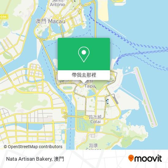 Nata Artisan Bakery地圖