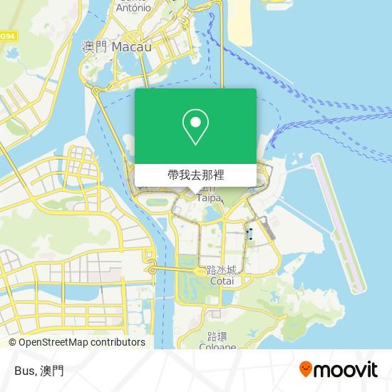 Bus地圖