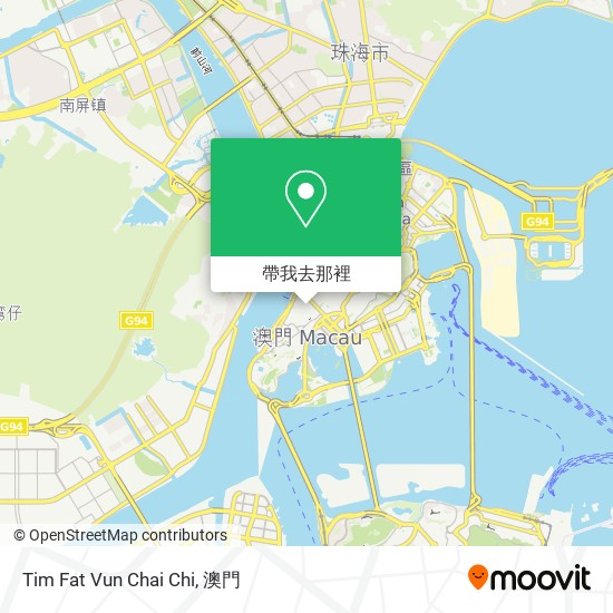 Tim Fat Vun Chai Chi地圖