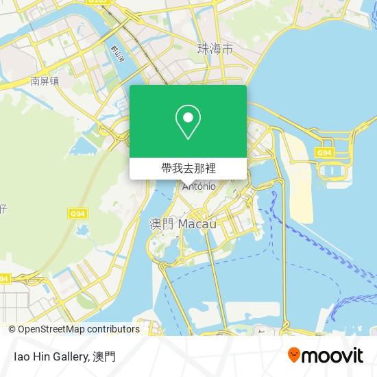 Iao Hin Gallery地圖