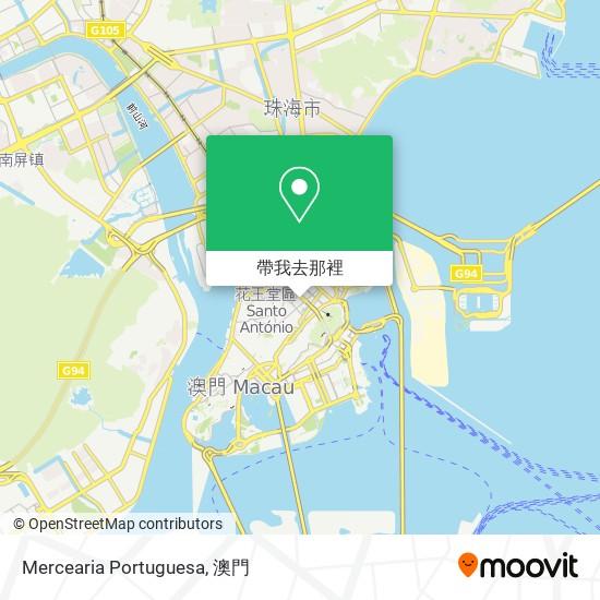 Mercearia Portuguesa地圖