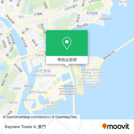 Bayview Tower 4地圖