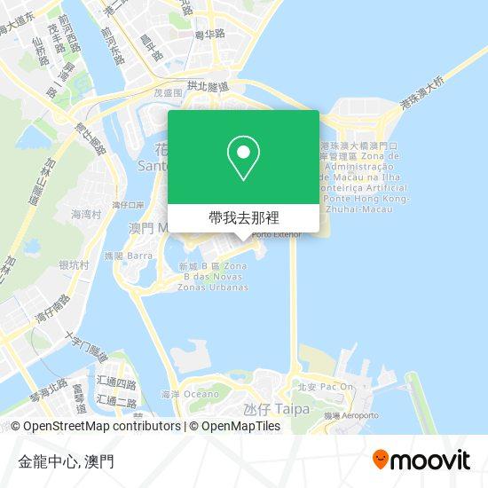 金龍中心地圖
