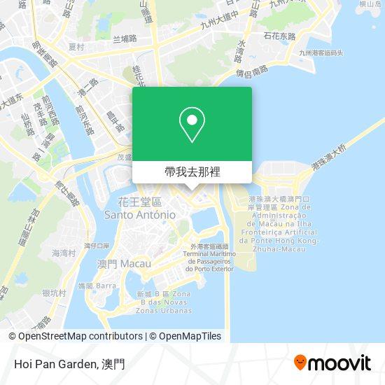 Hoi Pan Garden地圖