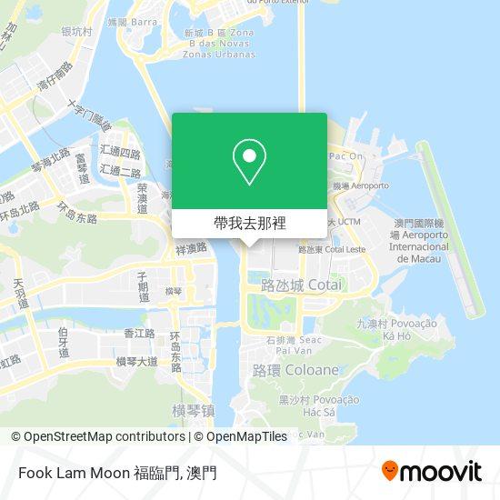 Fook Lam Moon 福臨門地圖