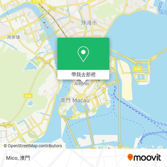 Mico地圖