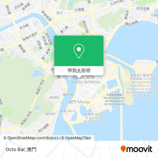 Octo Bar地圖