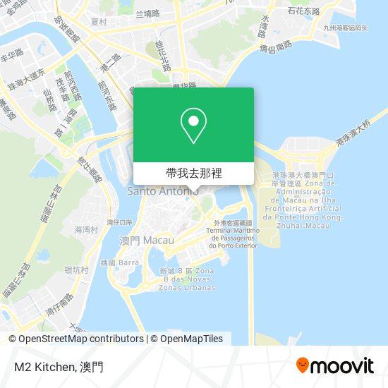 M2 Kitchen地圖