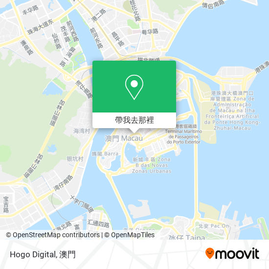 Hogo Digital地圖