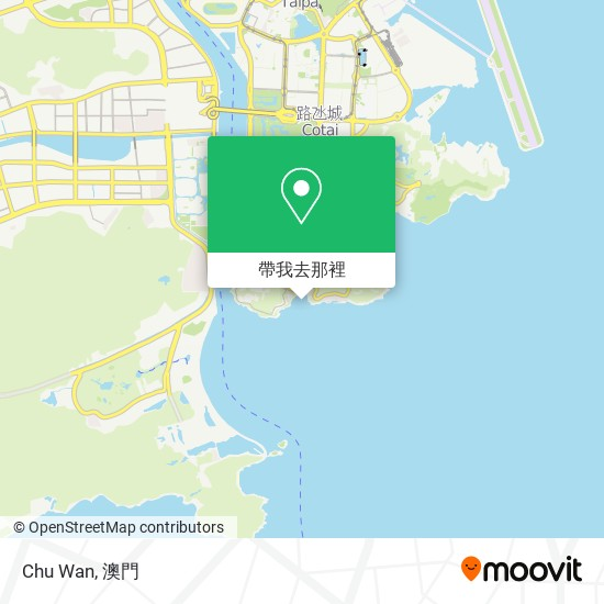 Chu Wan地圖