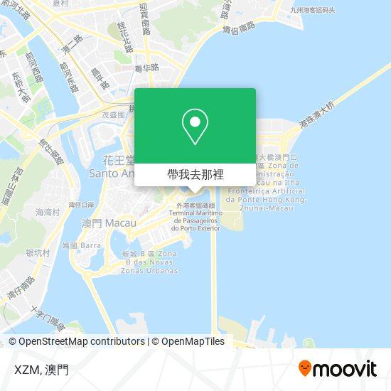 XZM地圖