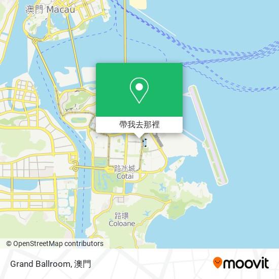 Grand Ballroom地圖