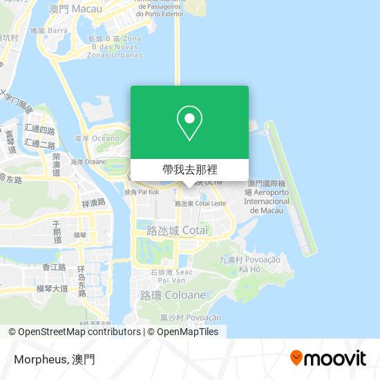 Morpheus地圖