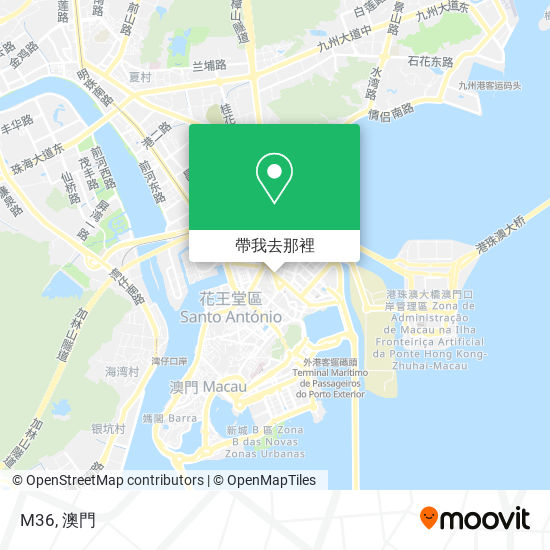 M36地圖