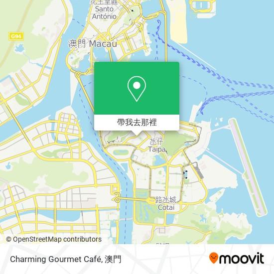 Charming Gourmet Café地圖