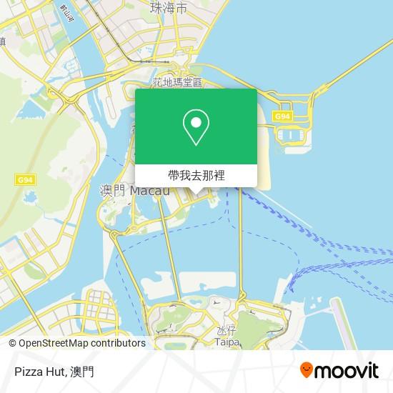Pizza Hut地圖