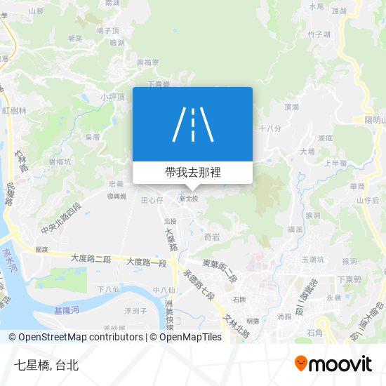 七星橋地圖
