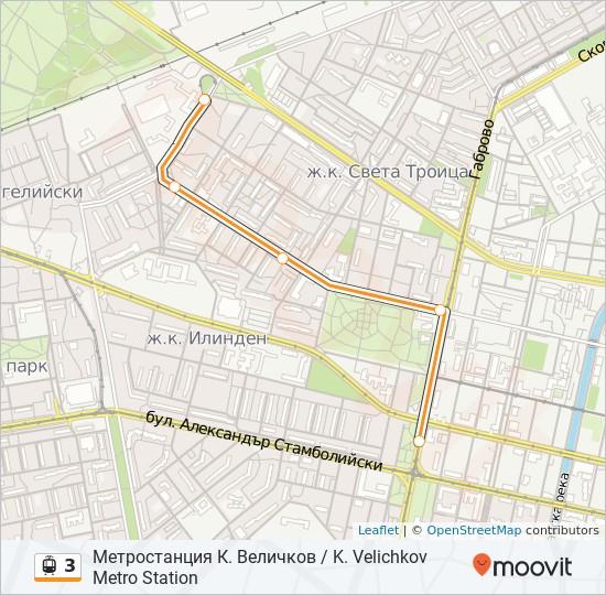 3 Marshrut Vremevi Grafici Spirki I Karti Metrostanciya K