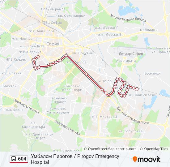 604 Marshrut Vremevi Grafici Spirki I Karti Umbalsm Pirogov