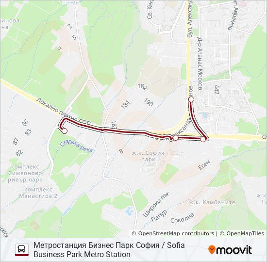 Karta 2019 Malinova Dolina Sofiya Karta