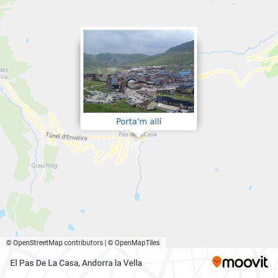mapa El Pas De La Casa