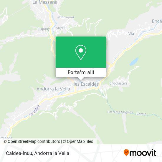 mapa Caldea-Inuu