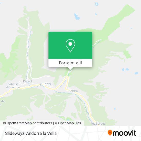 mapa Slidewayz