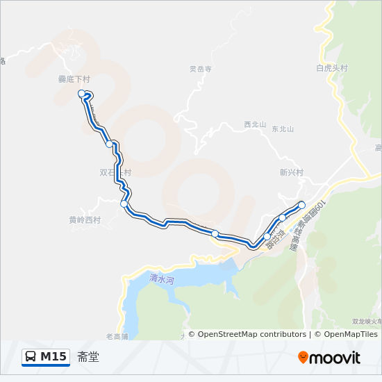 M15 Route: Time Schedules, Stops & Maps - 斋堂 on n20 bus route map, m22 bus route map, m60 bus route map, m79 bus route map, m100 bus route map, b16 bus route map, b3 bus route map, bxm9 bus route map, b15 bus route map, m4 bus route map, mta bus route map, bx12 bus route map, q32 bus route map, m11 bus route map, m72 bus route map, m1 bus route map, m5 bus route map, m101 bus route map, m9 bus route map,