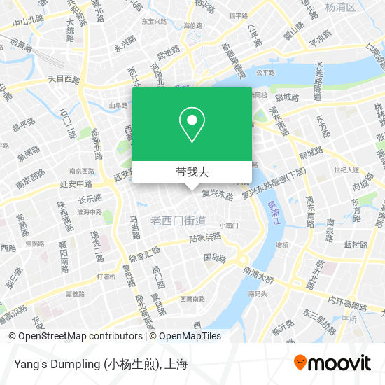 Yang's Dumpling (小杨生煎)地图