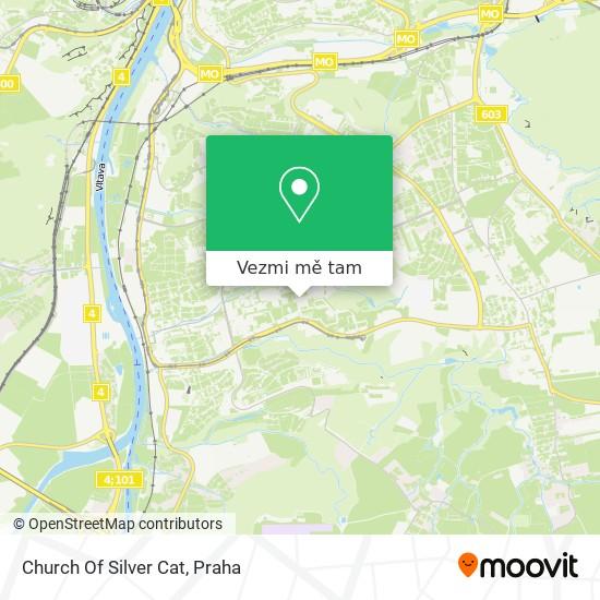 Church Of Silver Cat mapa