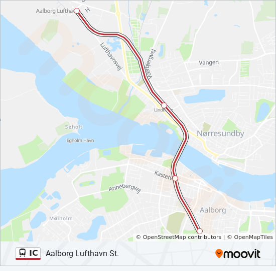 Hamburg Hauptbahnhof Karte.Linie Ic Fahrpläne Haltestelle Karten Hamburg Hbf