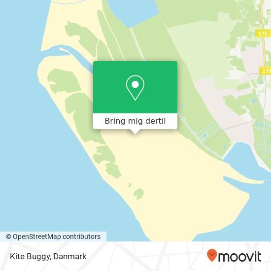 Kite Buggy kort