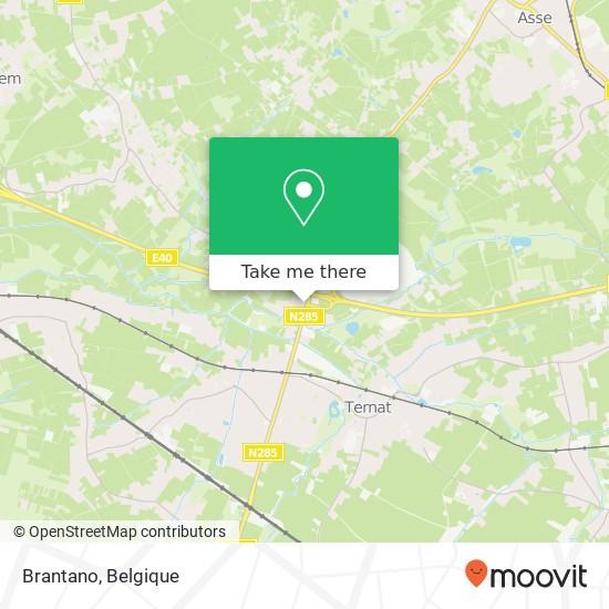 Brantano kaart