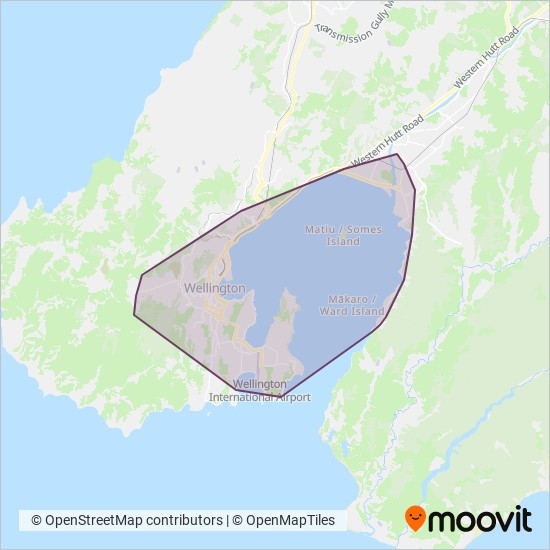 Metlink Bus routes, Bus times and schedule in Wellington
