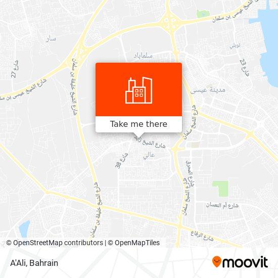 A'Ali map