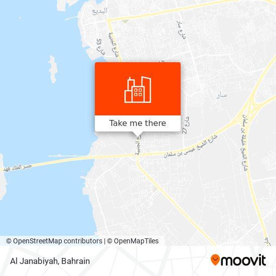 Al Janabiyah map