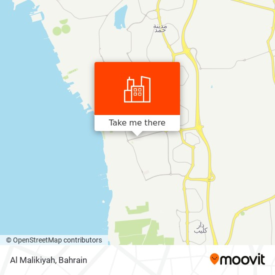 Al Malikiyah map