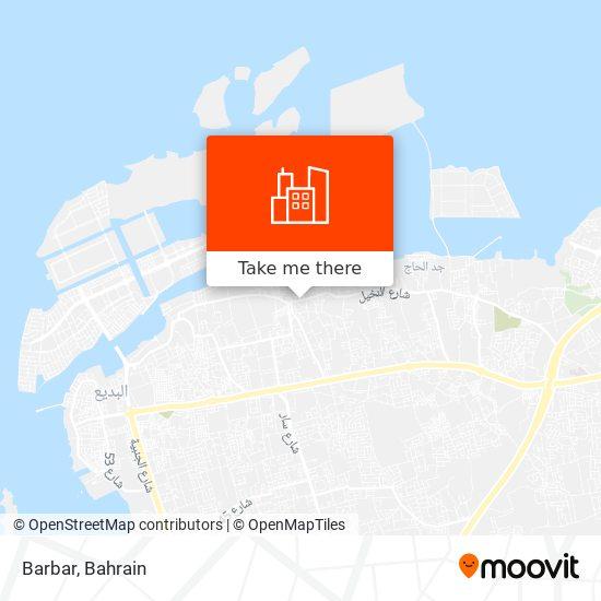 Barbar map
