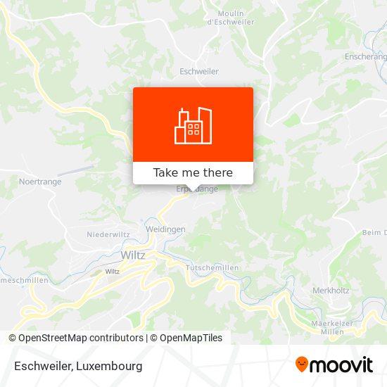 Eschweiler map