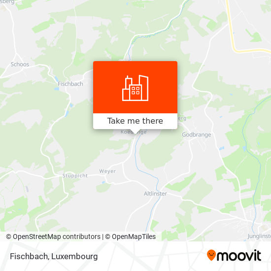 Fischbach map