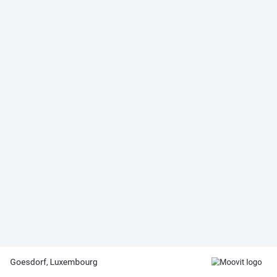 Goesdorf map