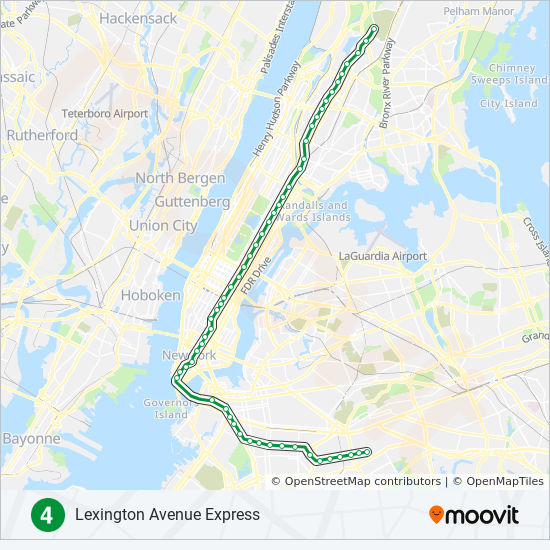 Ny 2017 Subway Map.E Subway Map
