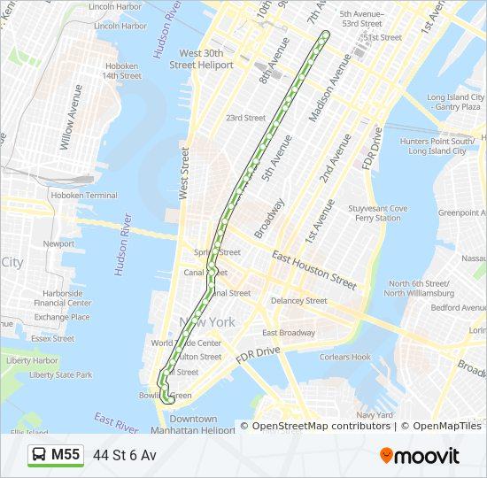 M55 Route: Time Schedules, Stops & Maps - 44 St 6 Av on manhattan path map, manhattan airport map, manhattan hospital map, streetwise manhattan map, manhattan dutch map, manhattan jewelry heist, manhattan bicycle map, manhattan trolley map, manhattan vintage map, manhattan the east river on a map of location, manhattan taxi map, manhattan subway map, manhattan street map, manhattan food map, lower manhattan map, manhattan tv series, nyc buses map, prince george county zip code map, manhattan driving map, manhattan tourist map,