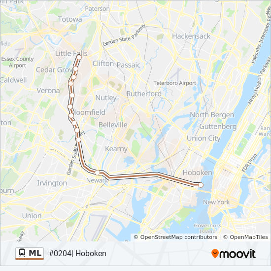 1 Train Nyc Map.Ml Route Time Schedules Stops Maps 1001 Dover